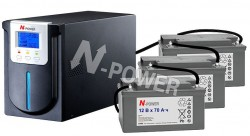 N-POWER Mega Vision LT 1000 - PRO-Battery.com.ua